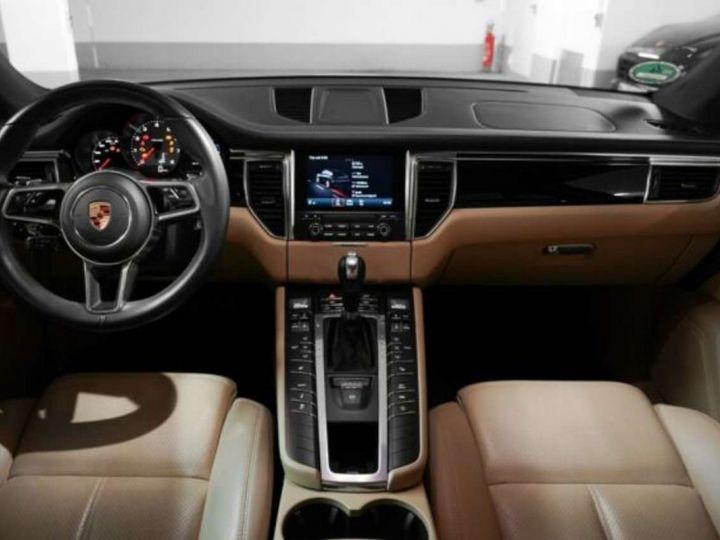Porsche Macan S * 340cv - 2017 - PDK - Toit Panoramique & Attelage *Livré & garantie 12 mois* Noir - 2
