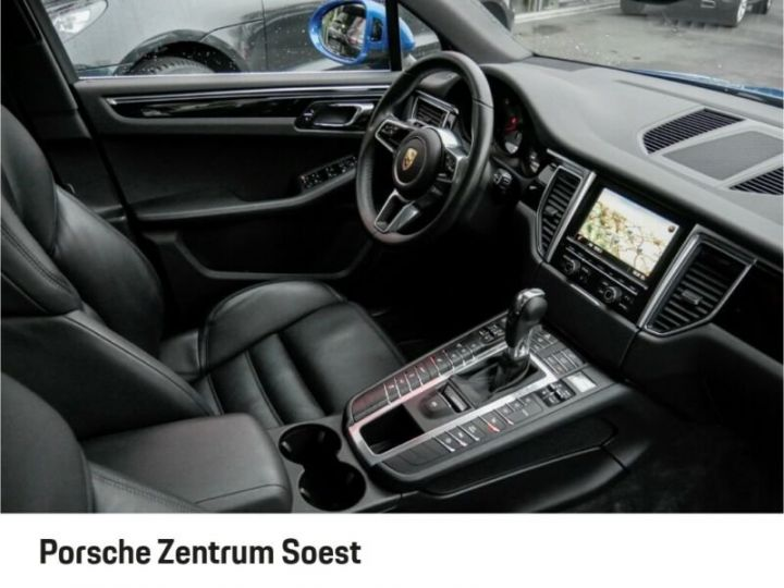 Porsche Macan *S* 340cv PDK 7 * Pano + Attelage* Bleu - 2