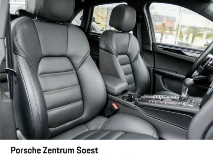 Porsche Macan *S* 340cv PDK 7 * Pano + Attelage* Bleu - 5