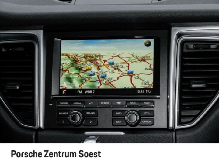 Porsche Macan *S* 340cv PDK 7 * Pano + Attelage* Bleu - 7