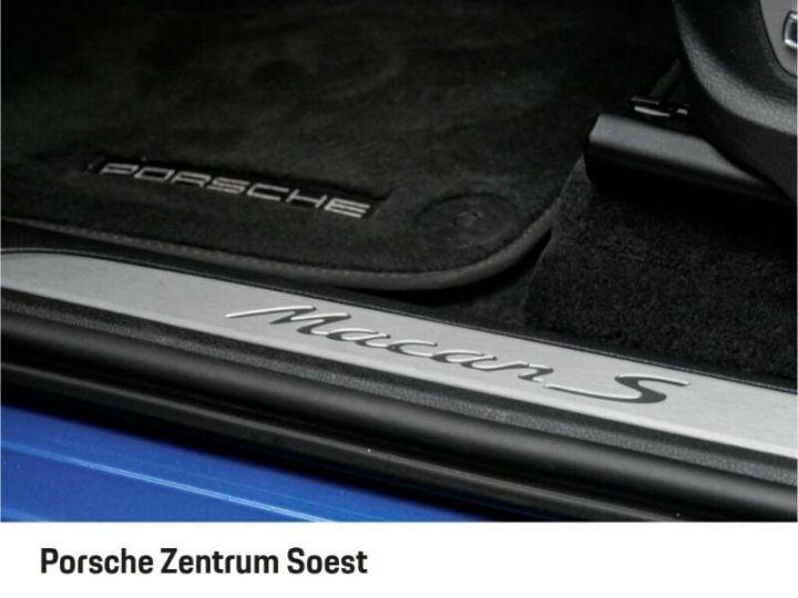 Porsche Macan *S* 340cv PDK 7 * Pano + Attelage* Bleu - 9