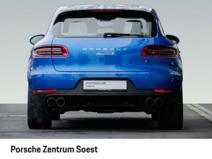 Porsche Macan *S* 340cv PDK 7 * Pano + Attelage* Bleu - 10