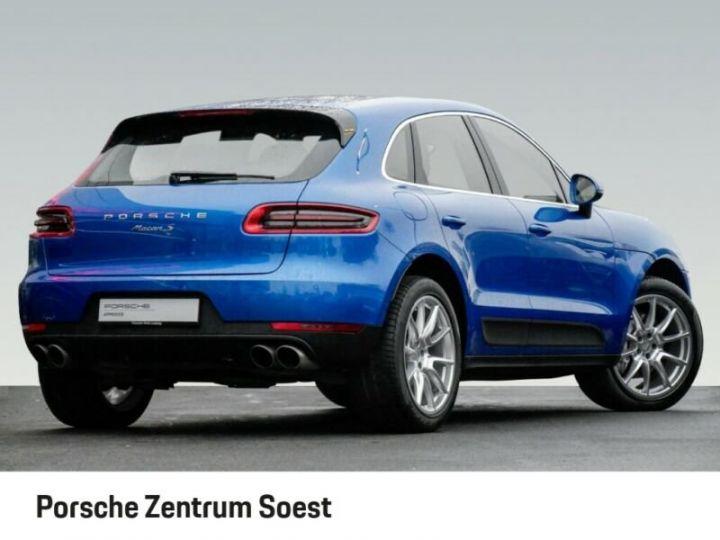 Porsche Macan *S* 340cv PDK 7 * Pano + Attelage* Bleu - 11