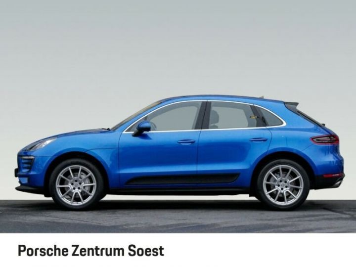 Porsche Macan *S* 340cv PDK 7 * Pano + Attelage* Bleu - 12