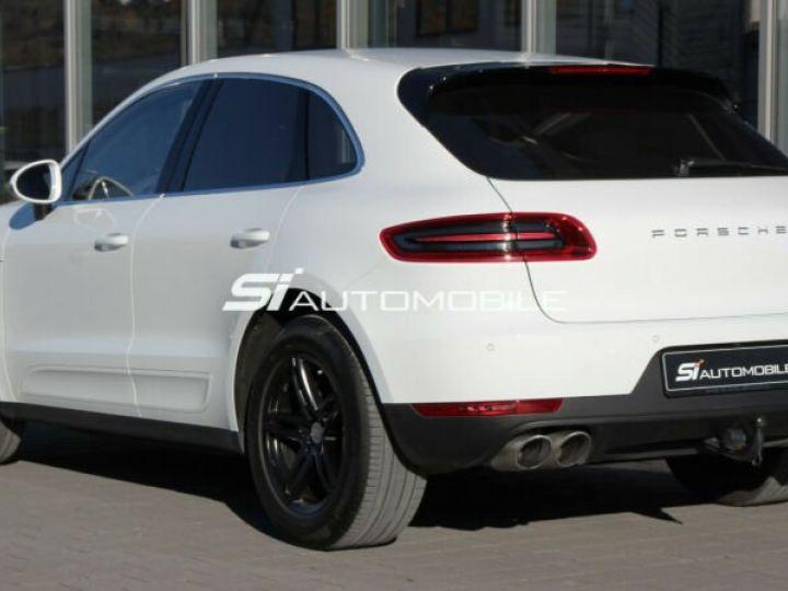 Porsche Macan S Diesel  Blanc Pure White - 2