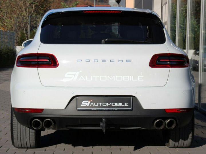 Porsche Macan S Diesel  Blanc Pure White - 3