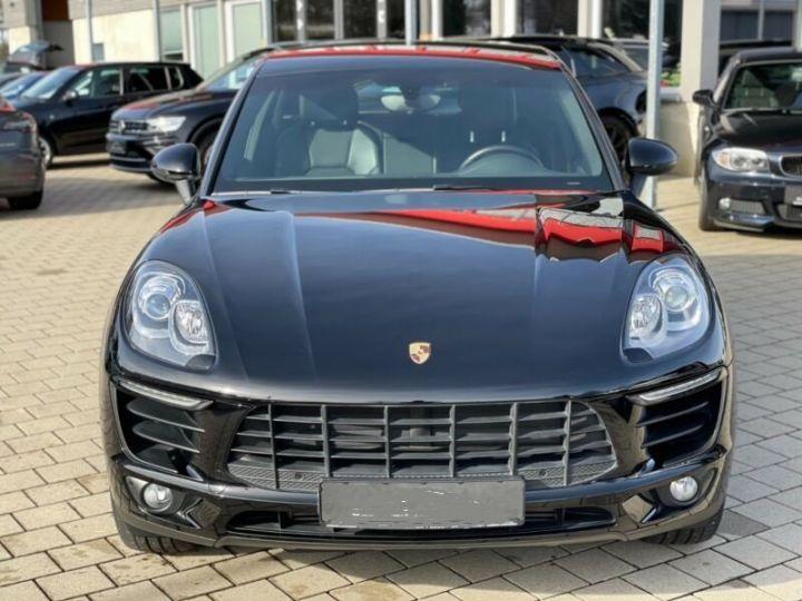 Porsche Macan  S Diesel,1ere Main Noir - 2