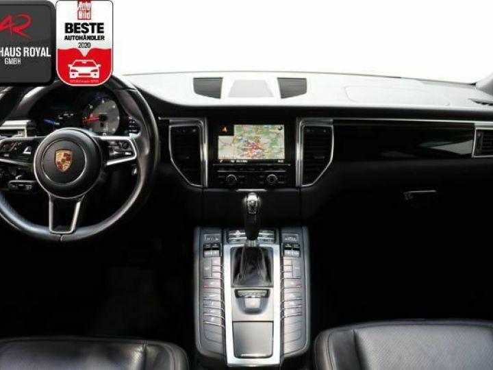 Porsche Macan S Diesel,1ere Main Noir Peinture métallisée - 3
