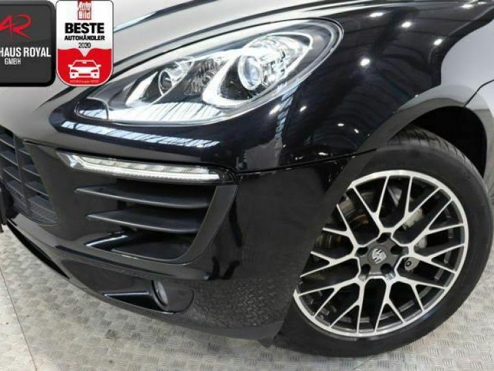 Porsche Macan S Diesel,1ere Main Noir Peinture métallisée - 5
