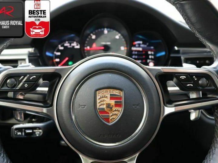 Porsche Macan S Diesel,1ere Main Noir Peinture métallisée - 11