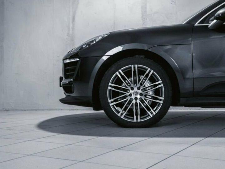 Porsche Macan # S Diesel 21 Zoll Bose Bi-Xenon, 1ere Main, 39100kms  Gris Peinture métallisée - 4