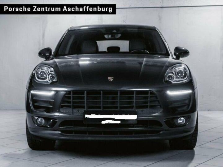Porsche Macan # S Diesel 21 Zoll Bose Bi-Xenon, 1ere Main, 39100kms  Gris Peinture métallisée - 5