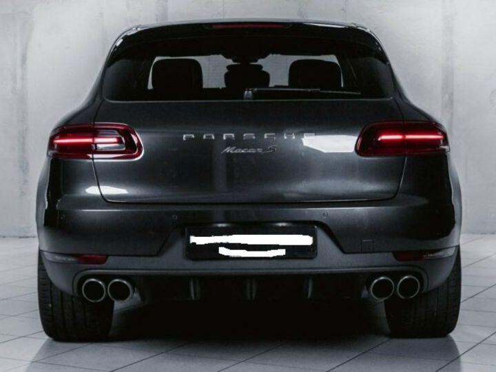 Porsche Macan # S Diesel 21 Zoll Bose Bi-Xenon, 1ere Main, 39100kms  Gris Peinture métallisée - 6