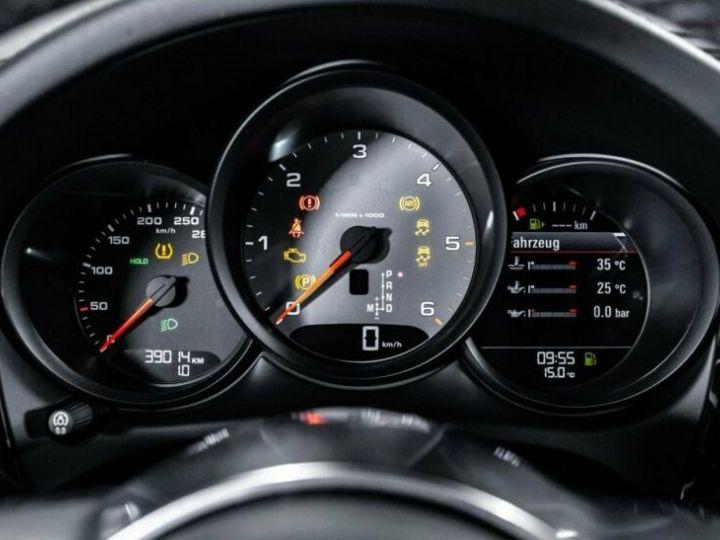 Porsche Macan # S Diesel 21 Zoll Bose Bi-Xenon, 1ere Main, 39100kms  Gris Peinture métallisée - 8
