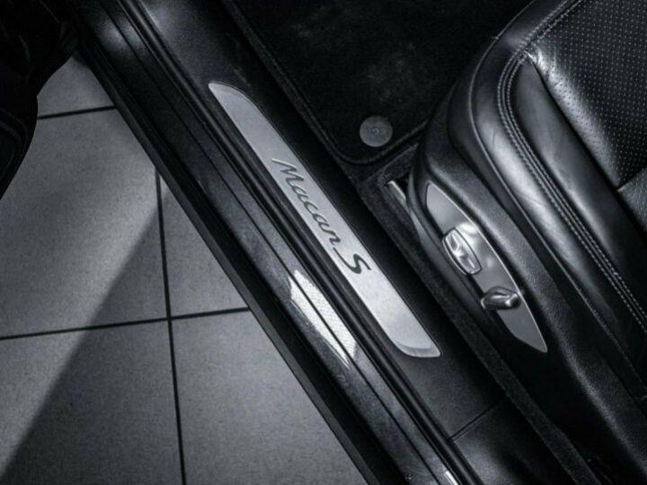 Porsche Macan # S Diesel 21 Zoll Bose Bi-Xenon, 1ere Main, 39100kms  Gris Peinture métallisée - 12