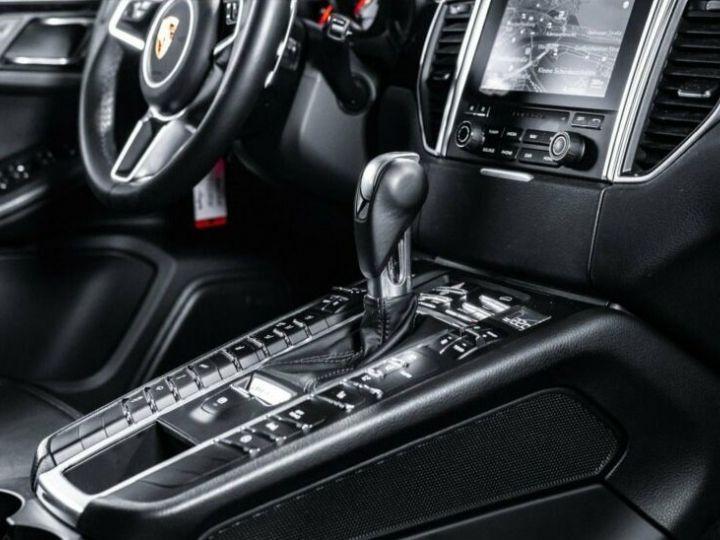Porsche Macan # S Diesel 21 Zoll Bose Bi-Xenon, 1ere Main, 39100kms  Gris Peinture métallisée - 14