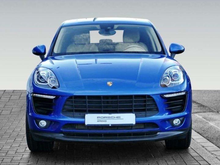 Porsche Macan S Diesel / 3.0 V6 258cv *Limited Edition* Carte grise+Livraison+Gtie 12 mois INCLUS! Bleu Saphir - 3