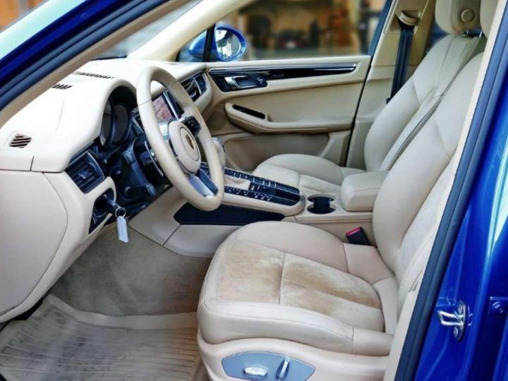 Porsche Macan S Diesel / 3.0 V6 258cv *Limited Edition* Carte grise+Livraison+Gtie 12 mois INCLUS! Bleu Saphir - 4
