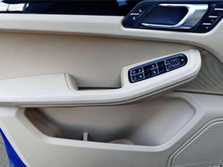 Porsche Macan S Diesel / 3.0 V6 258cv *Limited Edition* Carte grise+Livraison+Gtie 12 mois INCLUS! Bleu Saphir - 5