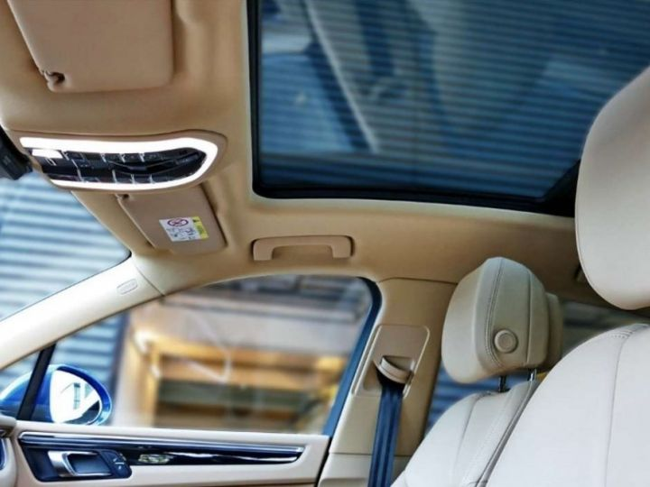 Porsche Macan S Diesel / 3.0 V6 258cv *Limited Edition* Carte grise+Livraison+Gtie 12 mois INCLUS! Bleu Saphir - 9