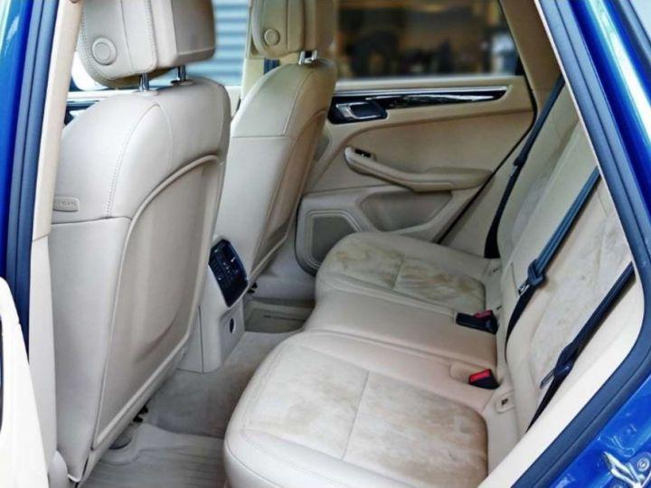 Porsche Macan S Diesel / 3.0 V6 258cv *Limited Edition* Carte grise+Livraison+Gtie 12 mois INCLUS! Bleu Saphir - 10