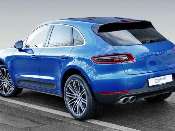Porsche Macan S Diesel / 3.0 V6 258cv *Limited Edition* Carte grise+Livraison+Gtie 12 mois INCLUS! Bleu Saphir - 11