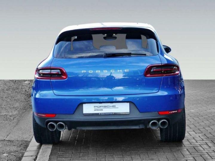 Porsche Macan S Diesel / 3.0 V6 258cv *Limited Edition* Carte grise+Livraison+Gtie 12 mois INCLUS! Bleu Saphir - 14