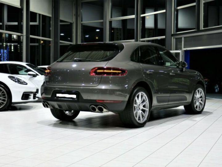 Porsche Macan # S Diesel *BOSE*PDLS*NAVI*KAM #  Gris Peinture métallisée - 2