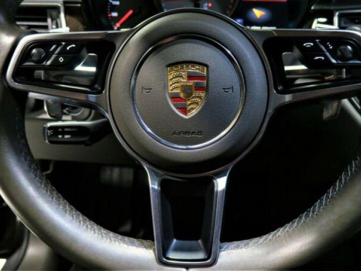 Porsche Macan # S Diesel *BOSE*PDLS*NAVI*KAM #  Gris Peinture métallisée - 4