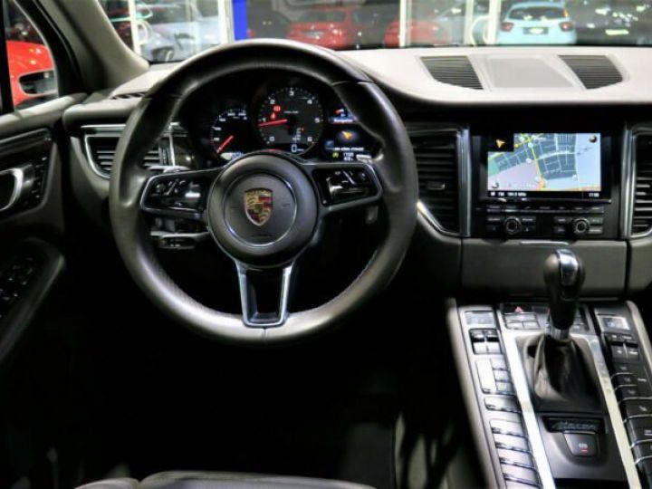 Porsche Macan # S Diesel *BOSE*PDLS*NAVI*KAM #  Gris Peinture métallisée - 7