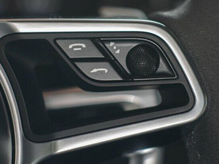 Porsche Macan # S Diesel *BOSE*PDLS*NAVI*KAM #  Gris Peinture métallisée - 13