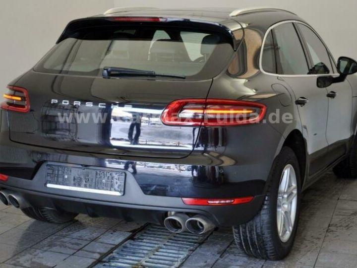 Porsche Macan  S Diesel PDK Cuir,Navi,Panorama,SH, Xénon,1ere Main Noir Peinture métallisée - 4