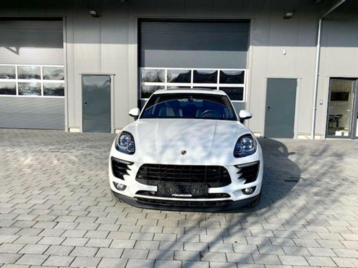 Porsche Macan S PDK blanc - 2