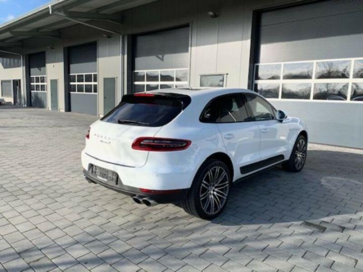 Porsche Macan S PDK blanc - 3