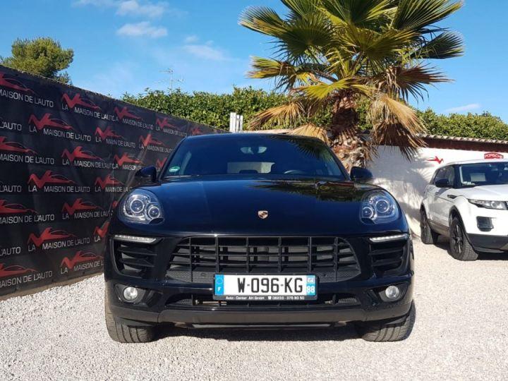 Porsche Macan TOIT PANORAMIQUE NOIR - 2