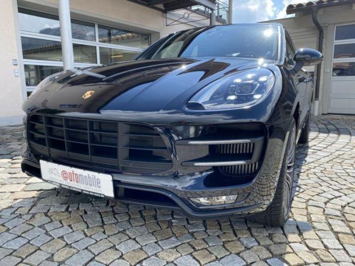 Porsche Macan turbo noir - 2