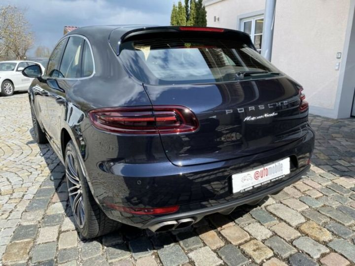 Porsche Macan turbo noir - 5