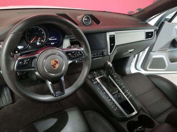 Porsche Macan TURBO Blanc - 5