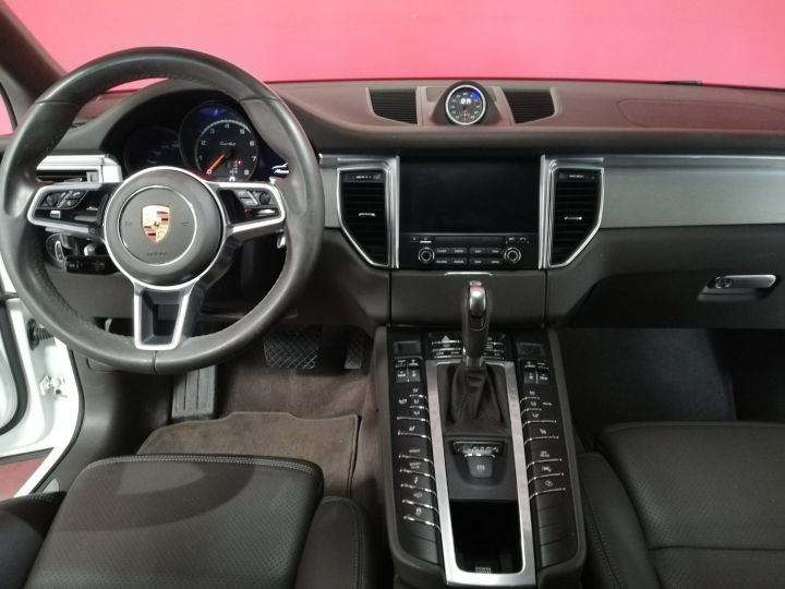 Porsche Macan TURBO Blanc - 6