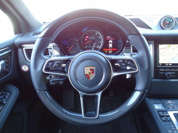 Porsche Macan TURBO 3.6 V6 PDK 400 CV - MONACO Noir Métal - 13