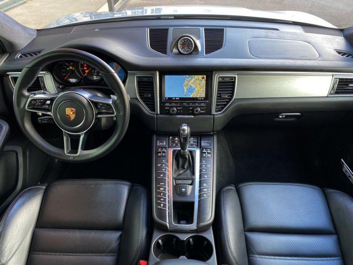 Porsche Macan TURBO 3.6 V6 PDK 400 CV - MONACO Argent Métal - 6