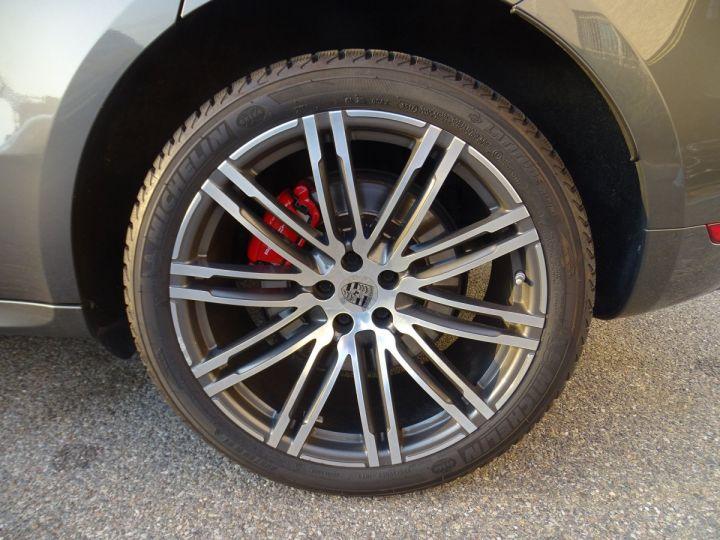Porsche Macan TURBO 400CH 3.6L PDK/ FULL Options gris agate met - 10