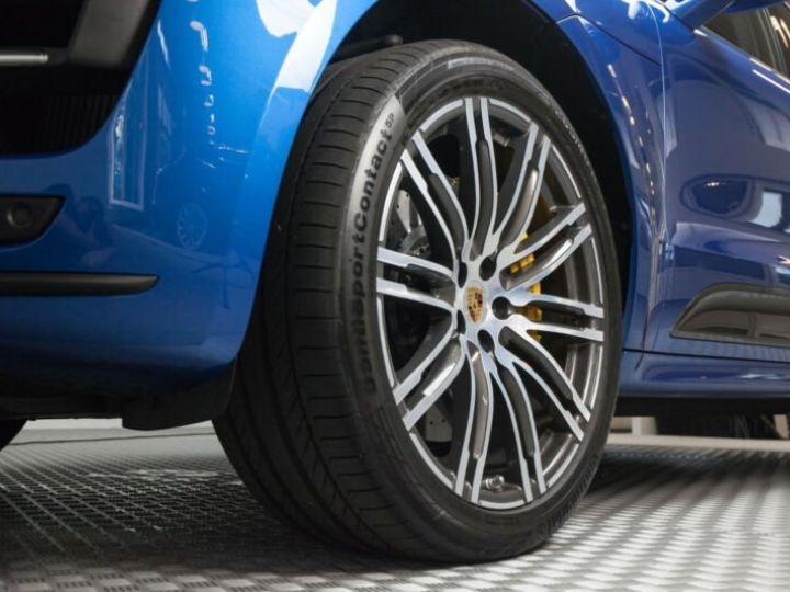 Porsche Macan turbo performance  bleu saphit - 7