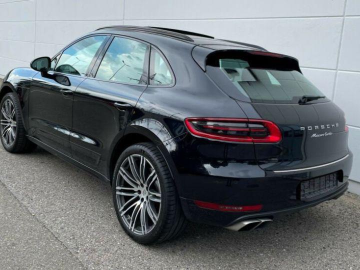 Porsche Macan turbo * porsche approved 2022 *  noir - 5