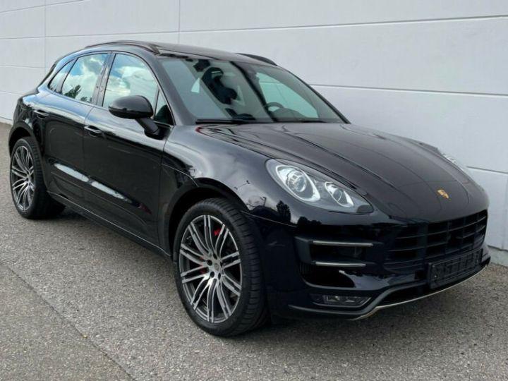 Porsche Macan turbo * porsche approved 2022 *  noir - 8