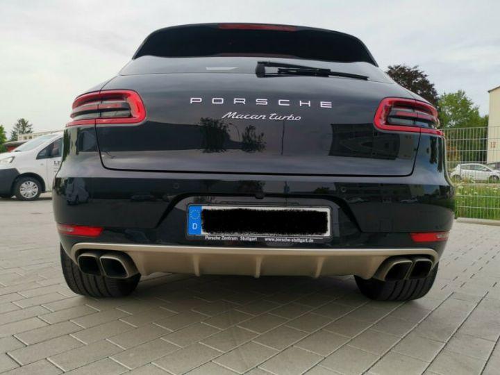 Porsche Macan TURBO , PORSCHE APPROVED 24 MOIS GARANTIE  noir  - 6