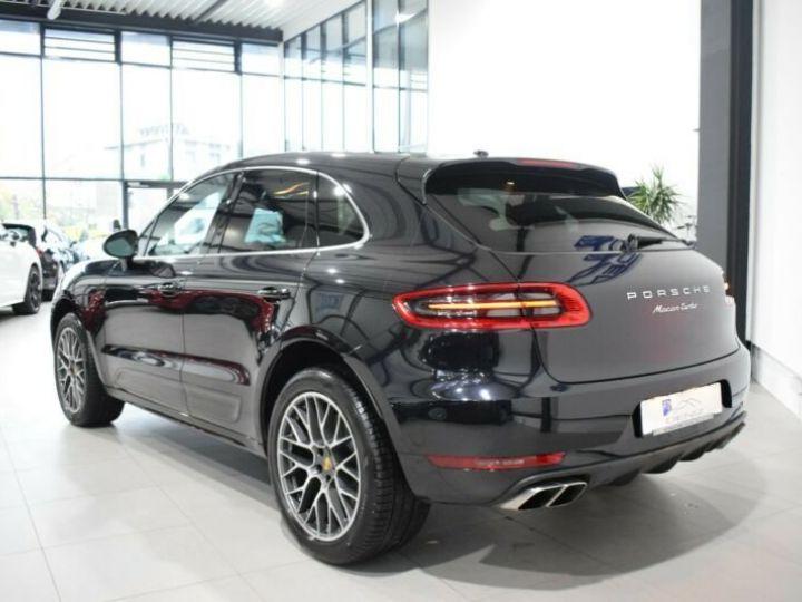 Porsche Macan turbo s  noir - 3