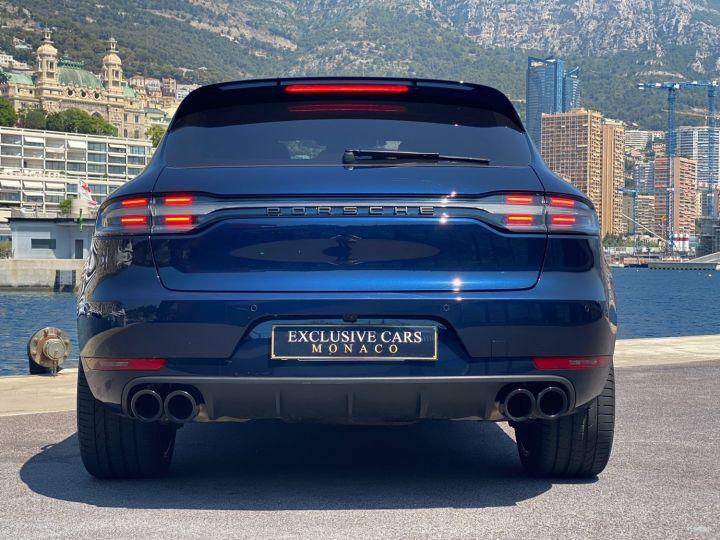 Porsche Macan TURBO V6 PDK 440 CV - MONACO Bleu metal - 18