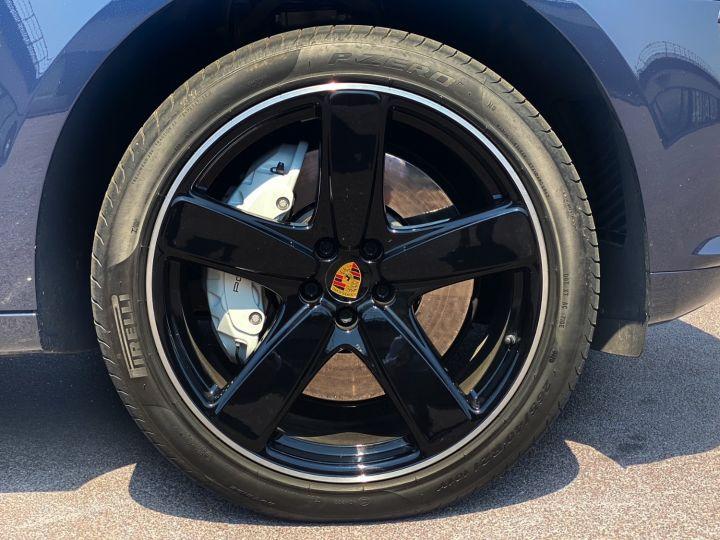 Porsche Macan TURBO V6 PDK 440 CV - MONACO Bleu metal - 19