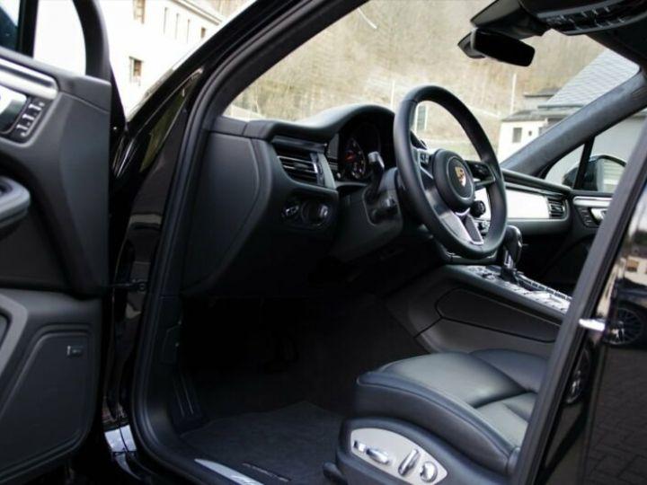 Porsche Macan Turbp  NOIR PEINTURE METALISE  Occasion - 3